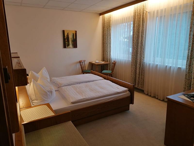 Hotel Garni - Hotel am Rotkäppchenwald